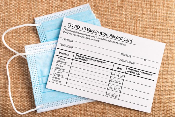 Is It a Crime to Forge a Vaccine Card? And What's the Penalty?