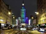 Polish Buildings Lit in Pride Colors, Activists Say There's More Work to Do