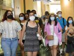 Mask Mandate Back on in Los Angeles as Virus Cases Rise