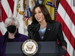 Kamala Harris to Face Panelists on 'The View' Friday